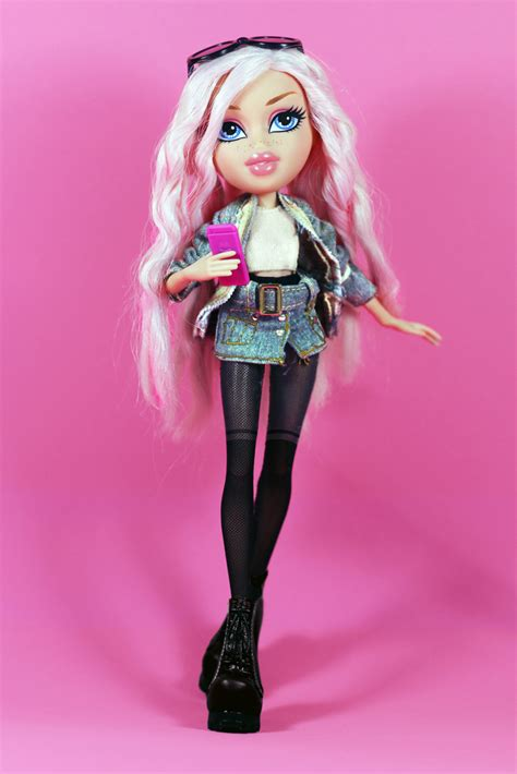 bratz doll pink hair the world s newest photos by cheechee fiickr flickr hive