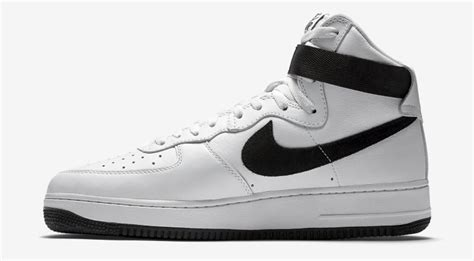 nike air force  white black og qs sole collector