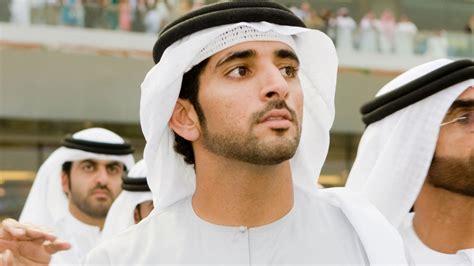 Mahkota Prince syeikh hamdan putra mahkota uni emirat arab yang