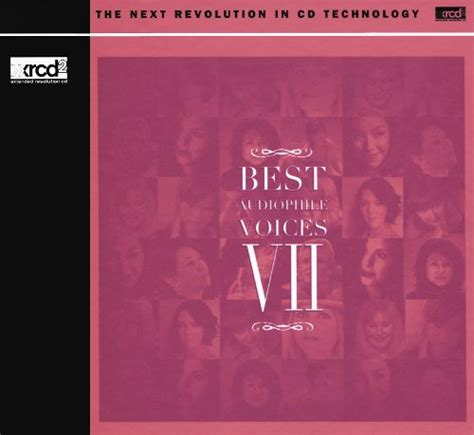 best audiophile voices best audiophile voices vii various artists songs