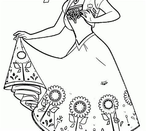 coloring pages frozen fever coloring pages for girls elsa disney frozen and anna