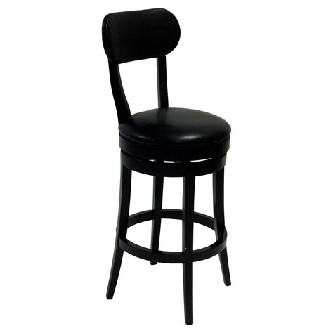 black bar stools counter height armen living roxy swivel counter height stool black at