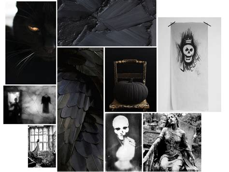 mood board monday the 10 lights you need to know about moody monday spooky jamie leigh