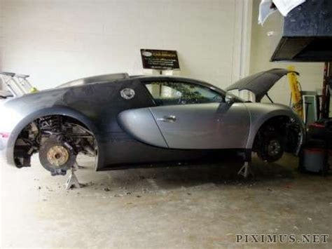 bugatti crash for sale infamous bugatti water wreck is going up for sale vehicles