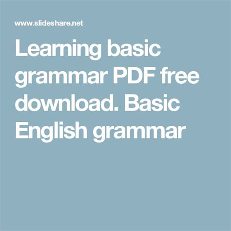 best basic grammar book top 25 best grammar book ideas on
