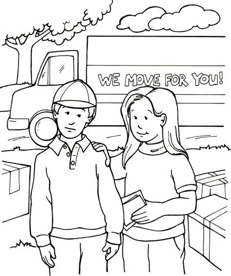 Being A Friend Coloring Page I Can Be A Friend Coloring Page