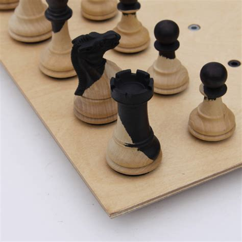coolest chess boards magnetic chess pieces for automatic self centering on the spot