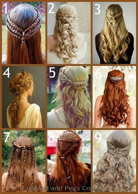 celtic hairstyles 25 unique celtic braid ideas on celtic
