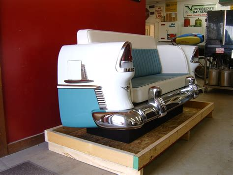 truck couch retro automotive car couches car chairs car desks