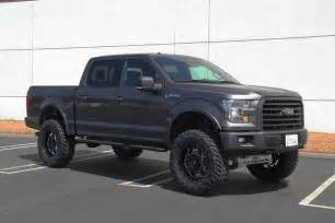 Lift Kits For Ford F150 Living The High Seven Inch Lift On 2015 Ford F 150