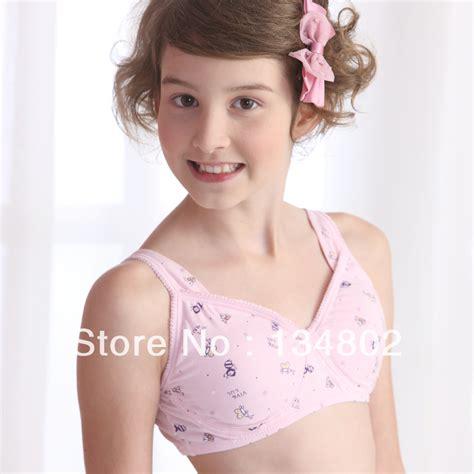 vintage teen girls panties 100 cotton young girl bra vest design underwear girl