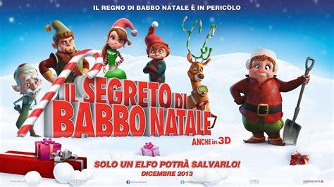 film natal youtube il segreto di babbo natale trailer italiano ufficiale