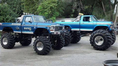 what happened to bigfoot monster truck 255 best bigfoot monster truck images on pinterest