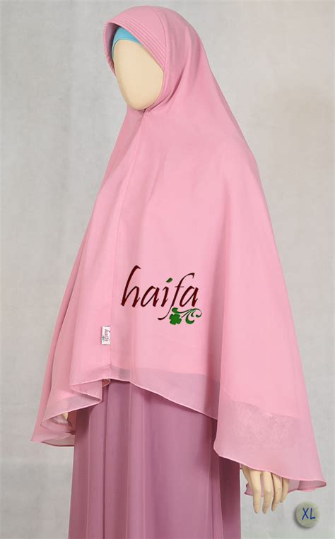 Jilbab Segi Empat Hicon jilbab hicon rumah jahit haifa