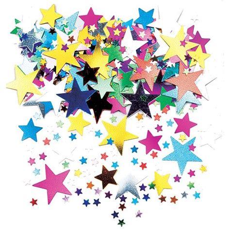 deko konfetti sterne - Dekor Konfetti