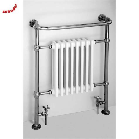 zehnder lambeth traditional towel radiator uk bathrooms