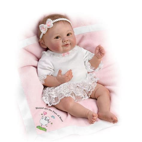 458 Baby Dolls Hearts blessed are the of ashton doll by ping lau 18 inches ebay