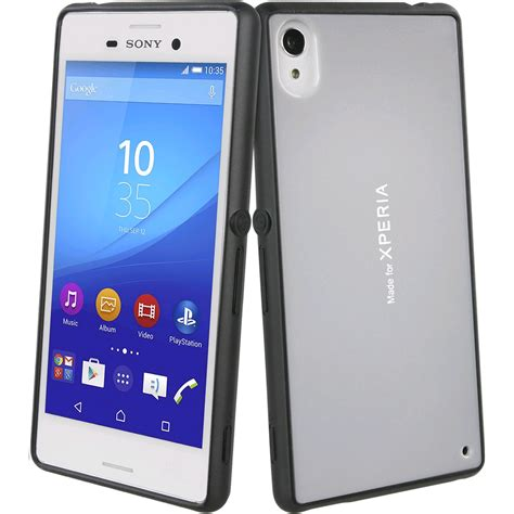 Hp Sony Ericson M4 Aqua roxfit gel shell slim for xperia m4 aqua silver expansys uk