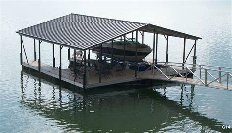 aluminum boat docks flotation systems gable roof boat dock g14 flotation