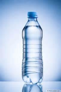 Fond Of Bottled Water by Plastic Bottle Of Water On Blue Background Jpg