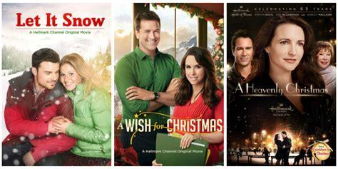christmas movies hallmark christmas in july 2017 holiday movie lineup