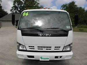 Isuzu Npr Mpg Diesel 2006 Isuzu Npr Hd Crew Cab Flat Bed Crew Cab Turbo Diesel