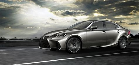 Updated Lexus IS to Debut at Beijing Auto Show   The Fast
