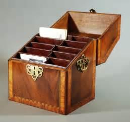 Bon Bon Box Fancy Stationery Box mahogany stationary box in the georgian style antiques atlas