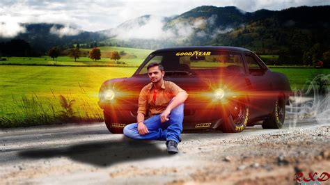 Car Wallpaper Photoshop Hd by Photoshop Manipulation Car Photoshop Change