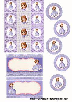 imagenes para decorar cumpleaños de la princesa sofia imprimir y recortar corona princesa sofia im 225 genes