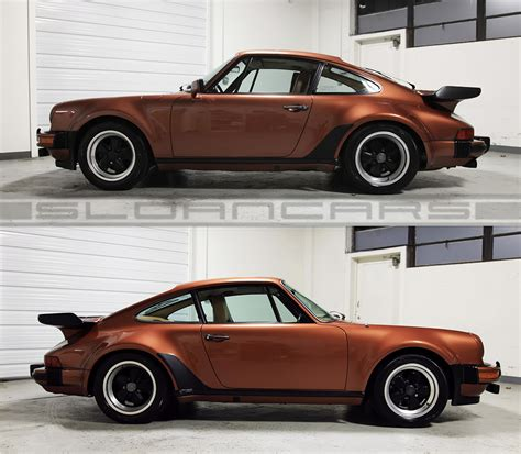 1978 porsche 930 brown metallic 25 260 sloan cars