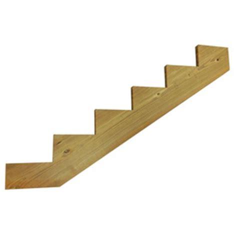 shop top choice 6 step pressure treated wood deck stair
