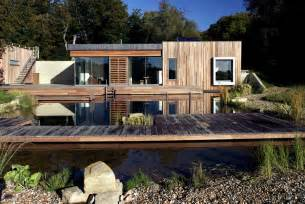 One Story House Designs house in the new forest national park e architect