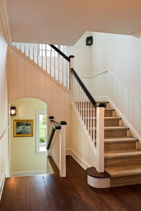 staircase  arched hallway  homes stairways