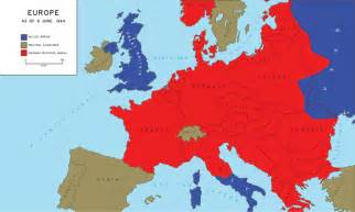 Map Of Europe In Ww2 by Gallery For Gt Wwii Map Allies