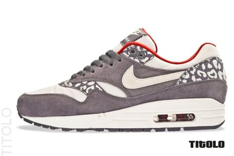 Airmax One Leopard nike wmns air max 1 leopard pack sneaker freaker