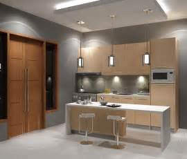 Small Kitchen Ideas With Island Small Kitchen Design Ideas Decobizz