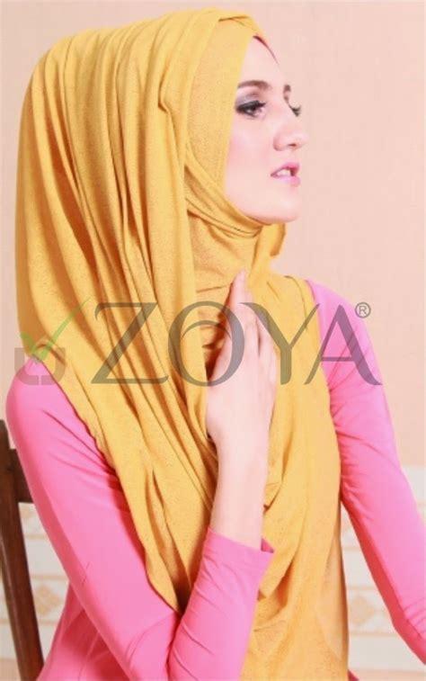tutorial pashmina zoya 2014 zoya modern jilbab modis terbaru tunik modern