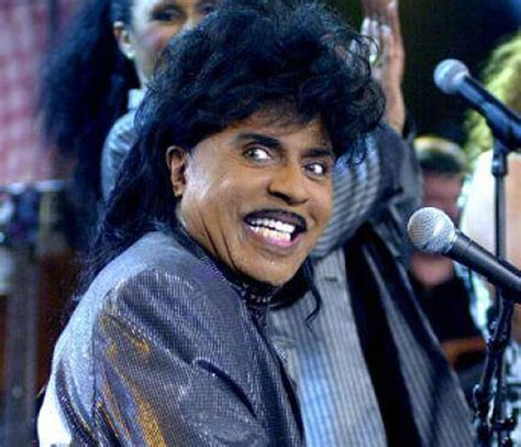 Richie Barnes Little Richard Gravely Ill According To Bootsy Collins