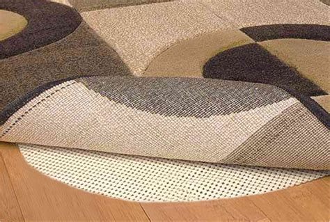 How Big Should A Rug Pad Be by 8 Foot Rug Pad Comfort Grip Living Spaces