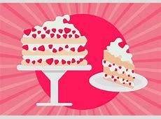 Strawberry Shortcake Free Vector - Download Free Vector ... Dripping Chocolate Background