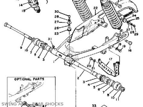 1978 yamaha xs650 wiring diagram imageresizertool