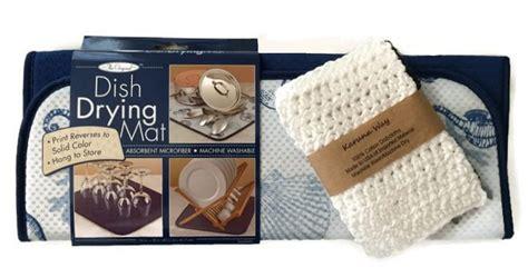 The Original Dish Drying Mat Washing by The Original Dish Drying Mat Sea Animals And Shells With