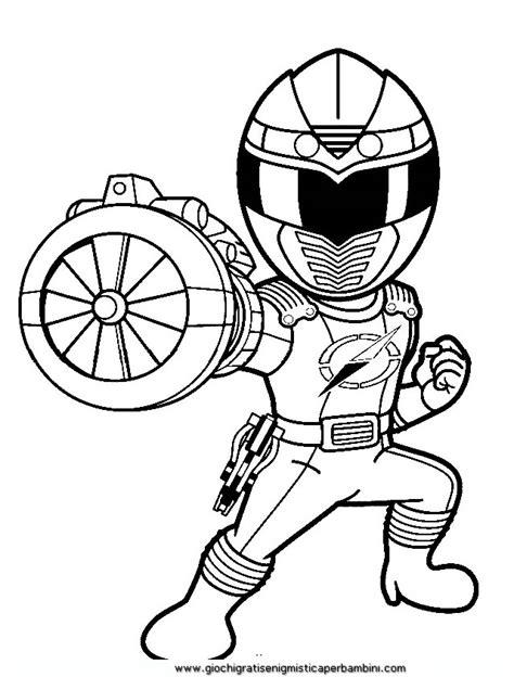 piccoli power rangers 3 Disegni da colorare