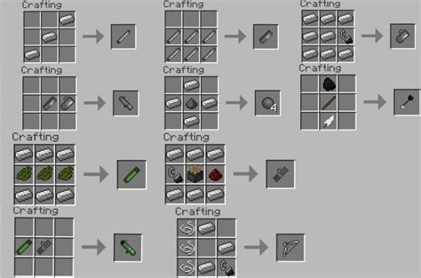 leaked minecraft clickbait guide book books 1 3 1 the weapons mod v1 3 update is right around