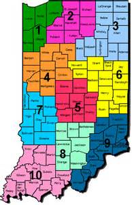 school districts in map dhs emergency management agencies idhs districts map