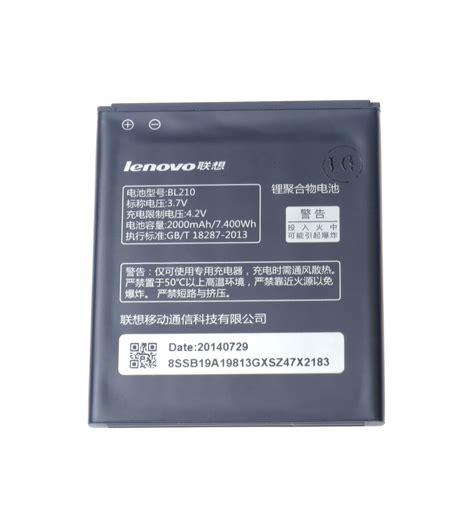 Lcd Lenovo A536 By Jamur Part battery bl210 2000mah oem for lenovo a536 lcdpartner