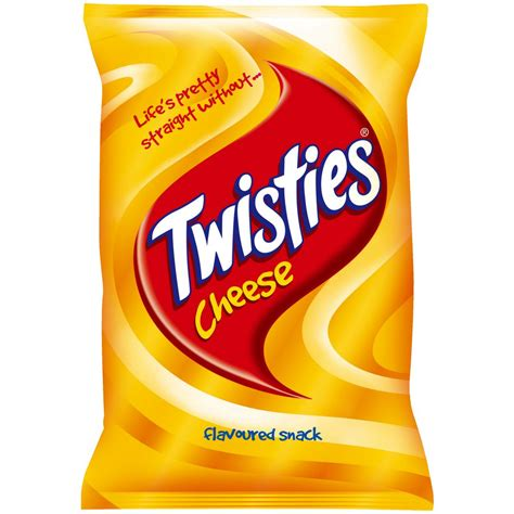 Kitchen Cabinets Ebay by Twisties Cheese Chips 90g Ebay
