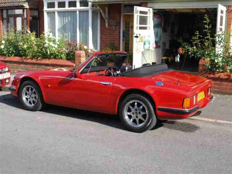 tvr s3c for sale tvr s3c 2 9 v6 1991 car for sale