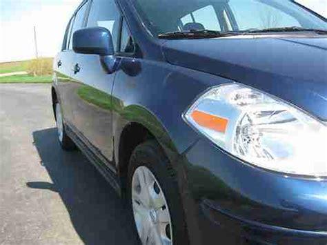2012 nissan versa hatchback gas mileage sell used 2012 nissan versa hatchback 6 400